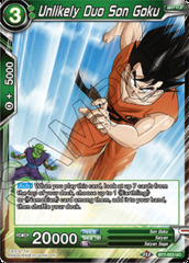 Unlikely Duo Son Goku - BT7-053 - UC