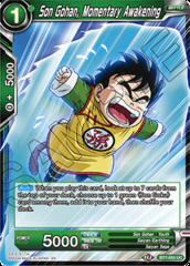 Son Gohan, Momentary Awakening - BT7-055 - UC