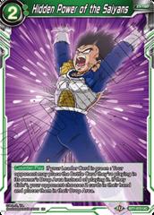 Hidden Power of the Saiyans - BT7-072 - UC