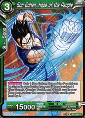 Son Gohan, Hope of the People - BT7-054 - C - Foil