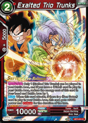 Exalted Trio Trunks - BT7-011 - C - Pre-release (Assault of the Saiyans)