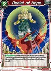Denial of Hope - BT7-023 - UC - Pre-release (Assault of the Saiyans)