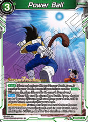 Power Ball - BT7-071 - C - Pre-release (Assault of the Saiyans)