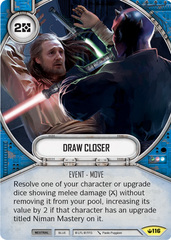 Draw Closer - 116