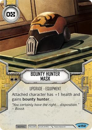 Bounty Hunter Mask - 152