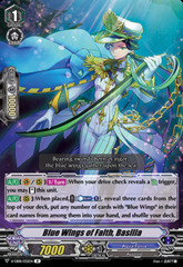 Blue Wings of Faith, Basilia - V-EB08/032EN - R