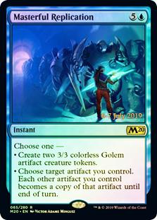 WINDREADER SPHINX NM mtg M14 Blue Creature Sphinx Mythic