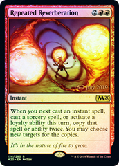 Repeated Reverberation - Foil - Prerelease Promo