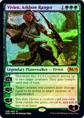 Vivien, Arkbow Ranger (M20 Prerelease Promo)