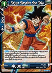 Saiyan Bloodline Son Goku - BT7-028 - UC - Foil