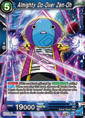 Almighty Do-Over Zen-Oh - BT7-037 - UC on Channel Fireball