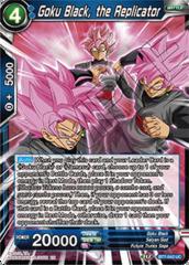 Goku Black, the Replicator - BT7-042 - UC