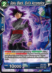 Goku Black, Evil's Accomplice - BT7-044 - C