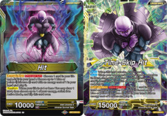 Hit // Time-Skip Hit - BT7-074 - C - Foil