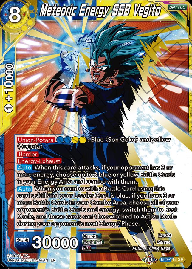 Piccolo Special Beam Cannon Unleased Super Rare Dragon Ball Super Card Game
