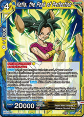 Kefla, the Peak of Perfection - BT7-122 - UC - Foil