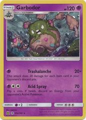 Garbodor - 51a/145 - Alternate Art Holo Promo
