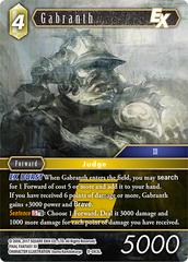 Gabranth EX - 9-063L - Foil