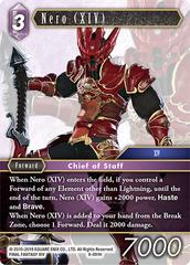 Nero (XIV) - 9-091H - Foil