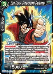 Son Goku, Dimensional Defender - BT7-099 - UC