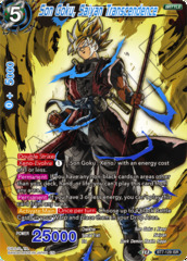 Son Goku, Saiyan Transcendence - BT7-129 - ISR