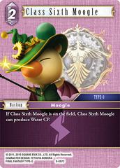 Class Sixth Moogle - 9-097C
