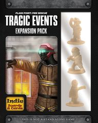 Flash Point: Fire Rescue - Tragic Events Expansion