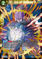 Hit, Ace of Universe 6 - XD1-05 - ST - Foil