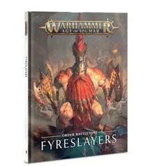 Battletome: Fyreslayers (Sb) (French)