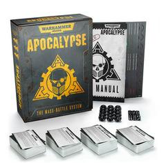 Warhammer 40000: Apocalypse - Mass Battle System (French)