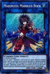 Marincess Marbled Rock - RIRA-EN042 - Secret Rare - 1st Edition