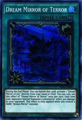 Dream Mirror of Terror - RIRA-EN090 - Super Rare - 1st Edition on Channel Fireball