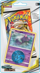 Sun & Moon - Cosmic Eclipse Check Lane Blister - Mismagius
