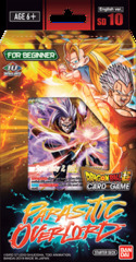 Dragon Ball Super - Series 8 Starter Deck - Parasitic Overlord