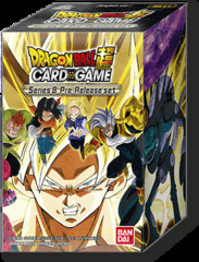 Dragon Ball Super - Malicious Machinations Pre-release set