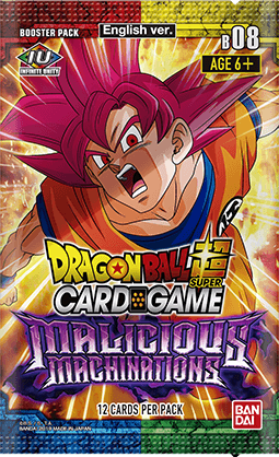 Malicious Machinations Booster Pack
