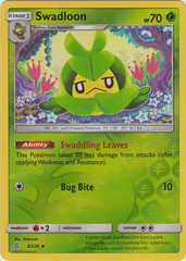 Swadloon - 8/236 - Uncommon - Reverse Holo