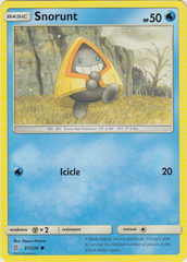 Snorunt - 37/236 - Common