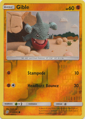 Gible - 112/236 - Common - Reverse Holo