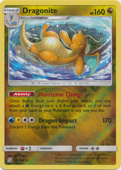 Dragonite - 151/236 - Rare - Reverse Holo
