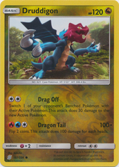 Druddigon - 157/236 - Common - Reverse Holo