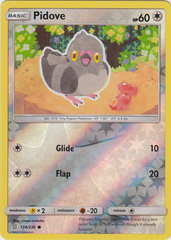 Pidove - 174/236 - Common - Reverse Holo