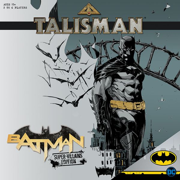 Talisman: Batman - Super-Villains Edition