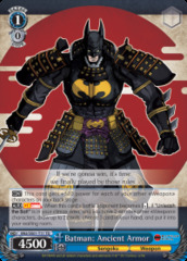 Batman: Ancient Armor - BNJ/SX01-T11 - TD