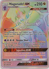 Naganadel GX - 249/236 - Secret Rare