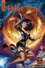 Bettie Page Halloween Special One Shot (Cover A - Royle)
