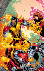 True Believers X-Men Karima Shapandar Omega Sentinel #1 (STL134412)