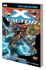 X-Factor Epic Collection Tp X-Aminations (STL133401)