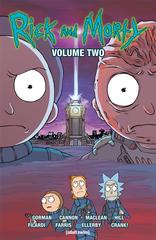 Rick & Morty Tp Vol 02 (STL002643)