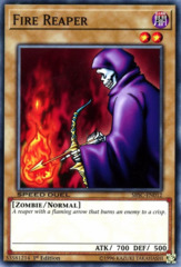 Fire Reaper - SBSC-EN012 - Common - 1st Edition